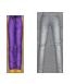Jogger tím,sọc vàng Ultimate - Jean rách gối, xám My Dear