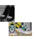 Guốc đính đá,tiểu thư Maya - Sneaker Zara, chất chơi